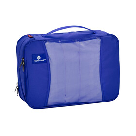 Eagle Creek Pack-It Cube bagage ordening clean dirty blauw